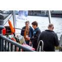 High res image - Oceanology International - Oi16 Dockside demo