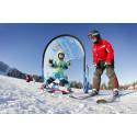 Introducera ditt barn till skidåkning!