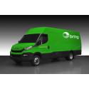 Bring får Nordens første el-varebiler