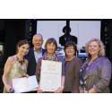 Monika Olin Wikman, 71, vann Stora Kvinnopriset  –  verkar för att vi ska kunna leva hela livet levande
