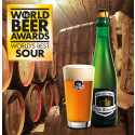 Oud Beersel Oude Geuze vinner guld i World Beer Awards som världens bästa suröl!