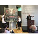 A Festive Fischer – Painting Sold for DKK 2.1 Million