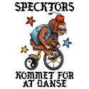 """SPECKTORS er """"Kommet For At Danse"""" !"""