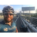 Benify's Jonas Deichmann completes world-first Eurasia cycle in just 64 days
