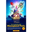 Vinn magiska VIP-resor till Disneyland Paris! / På TV! Chicco, Micki, LEGO / Överraskning från Göteborgs Kex!