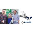 Mevia tar in fyra miljoner för att hjälpa patienter ta sin medicin i rätt tid