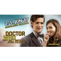 Matt Smith und Jenna Coleman aus Dr. Who und Victoria kommen zu Pfingsten zur FedCon nach Bonn