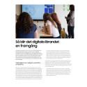 Så blir det digitala lärandet en framgång - White Paper