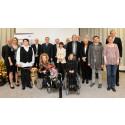 Top im Job trotz Handicap: VdK-Integrationspreis im Gesamtwert von 16.000 Euro an acht Menschen mit Behinderung verliehen