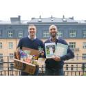Startups mot matsvinn under Smaka på Stockholm