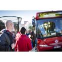 Väsby för utökade bussturer