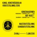 Konstakademien visar Kungl. Konsthögskolans Vårutställning – välkommen till pressvisning