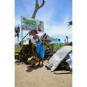 Ett år efter tyfonen Hayian: kontantbidrag nyckel till återhämtning