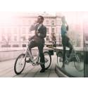 EcoRide elcykel - Ny Cool Single Speed elcykel