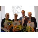 Vinnare av Olle Björks stipendium för berömliga insatser i arbetet för barn med cancer 2016
