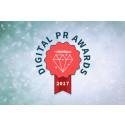 Delicato nominerade till Digital PR Awards