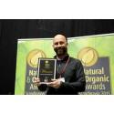 Juicedryck med chili (!) vinner 'Best New Organic Drink' i Natural & Organic Awards 2015.