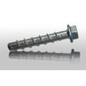 Fischers nya 12 mm betongskruv gör montagearbetet 20 procent snabbare