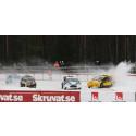 Bilsporten i SVT under SM-veckan i Skellefteå