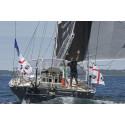 Raymarine: Andrea Mura First to Finish OSTAR