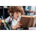 Tjocka böcker mycket mer spännande för förskolebarn