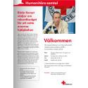 Humanitära samtal: Röda Korset vädjar om rekordbudget för att möta enorma humanitära behov
