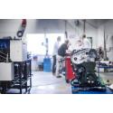 Engine in development environment