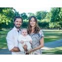 Dopgåva till Prins Alexander/ Prince Alexanders christening