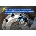 Ny digital innovation muliggør hurtigere og mere nøjagtig vedligeholdelse af dæk
