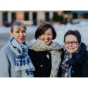 Livsvernprisen 2018 går til mødrene Anna Solberg, Siri Fuglem Berg og Åsta Årøen