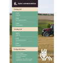 Programblad Öjeby lantbruksmässa