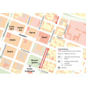 Östra Kyrkogatan stängs för biltrafik 9–10 september