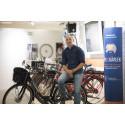Crescent presenterar Cykelkärlek - unikt servicekoncept för elcyklar