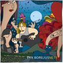 Erik Borelius firar trettio år som artist med nytt album -Erik Borelius № 13
