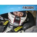 Freddie vill finalfira med ny seger i V8 Thunder Cars