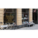 Se människan-scenen sänds i år från Gamla stans bokhandel