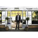 Gekås inviger showroom för trädgårdsmöbler