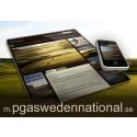 Om PGA of Sweden National - nu med mobil hemsida.