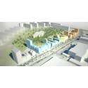 Concent utvecklar bostäder i Huddinge