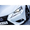 Lexus IS passerar miljonstrecket