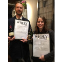 Aberlour a'Bunadh och Jameson Black Barrel ​vinnare av Whisky & Bourbon Award 2016