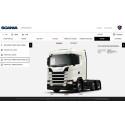 NYHED: Byg din egen Scania på www.scania.dk