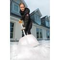 Skär igenom snö och is med Fiskars SnowXpert