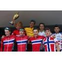 Sammenlagtseier for juniorlandslaget i Niedersachsen Rundfahrt
