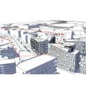 350 nya bostäder när Hyllie växer söderut