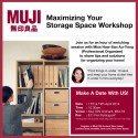 Edits Inc featured in Muji's 11th anniversary celebration campaign, Apr 2014