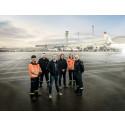 Oslo lufthavn åpner slusene for TV-seere