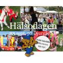 ÅRETS HÄLSODAG MITT I STOCKHOLM