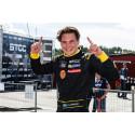 Sjätte segern för Lundqvist i Formula STCC Nordic
