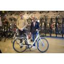 Elcykeln i fokus under Cycleuropes årliga mässa - Resurs Bank och Solid Försäkring var där